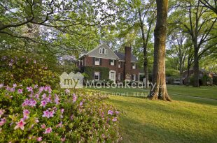 Traditional Brick Home Myers Park