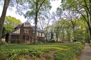 Historic Myers Park Tudor-style home