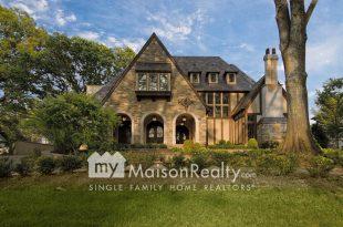 Myers Park Mansion