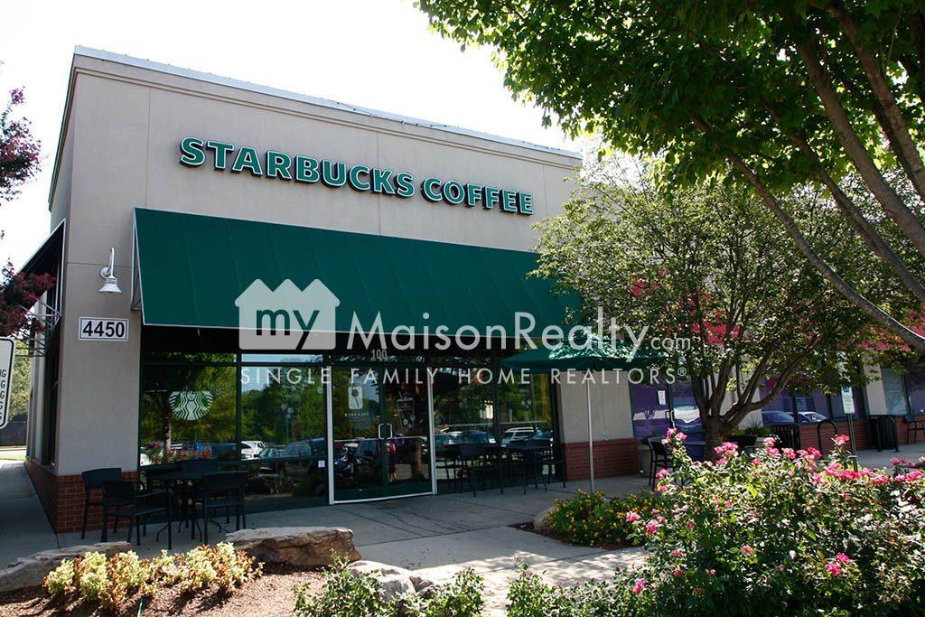 Village of Cotswold Starbucks