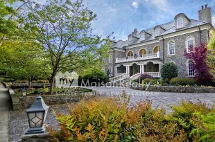 Stone Mansion in Myers Park
