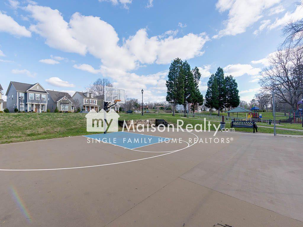 Brightwalk Basketball Court