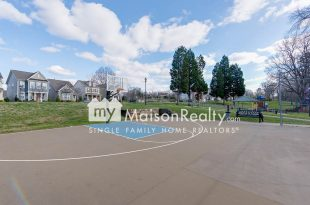 Brightwalk Basketball Court