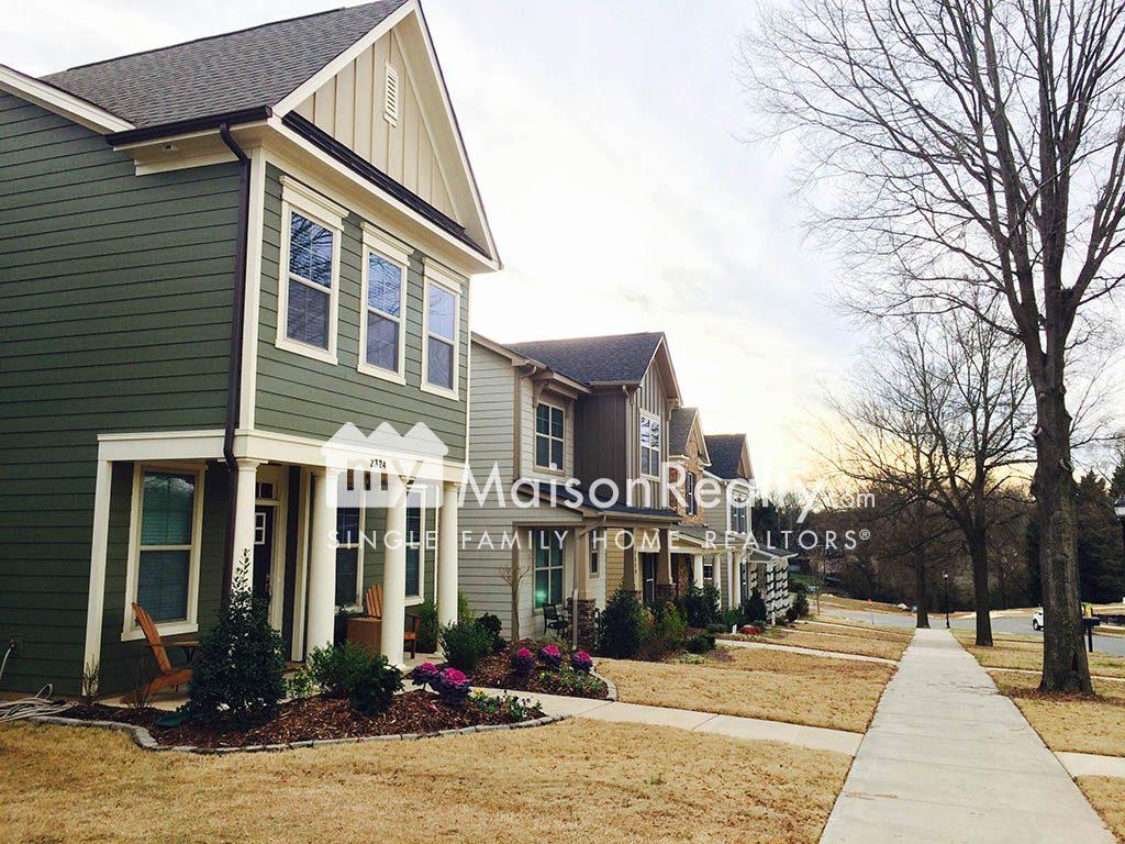 Brightwalk row homes