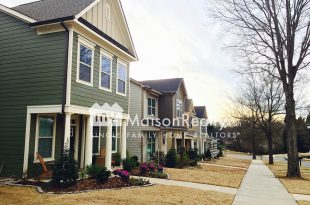 Brightwalk row homes