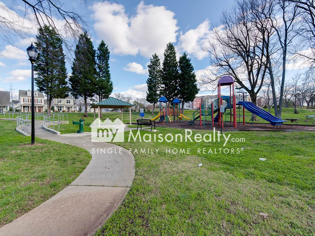 Playground in Anita Shroud Park