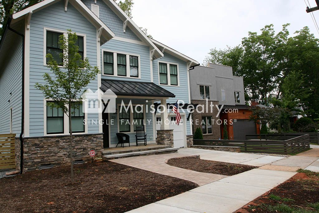 Cherry Neighborhood Infill Homes
