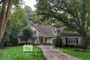 Eastover craftsman-style home