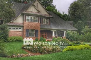 Luxury Eastover home with manicured yard