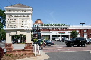 Eastover shopping, dining and conveniences